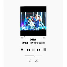 BTSの画像(音楽 再生  画面に関連した画像)