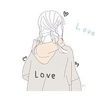 Love プリ画像