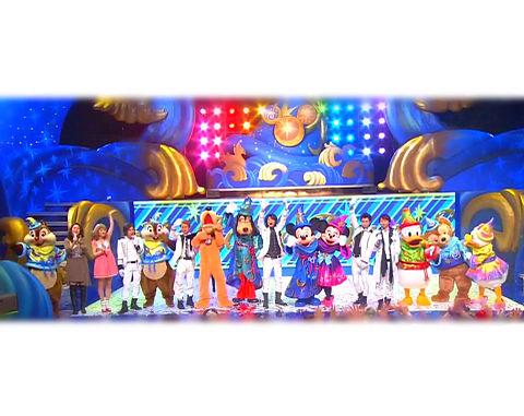 嵐 Disney ディズニー 可愛いかっこいい ミッキーの画像(プリ画像)
