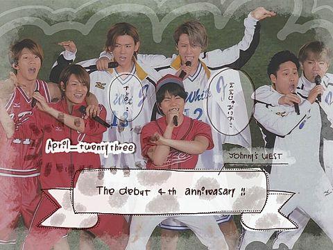 デビュ ー 4 th anniversary !!の画像 プリ画像