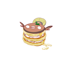 かわいい イラスト パンケーキの画像18点完全無料画像検索のプリ画像