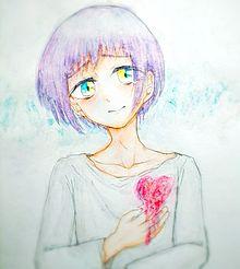 貴方の心がとても綺麗での画像(水彩に関連した画像)