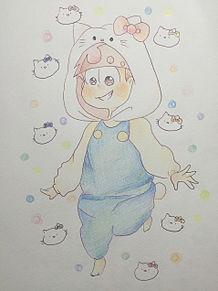 サンリオ松!の画像(ハローキティ/キティに関連した画像)