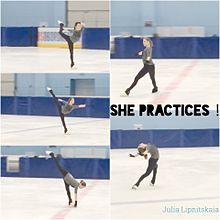 ˚‧*Julia practices‼︎*‧˚  保存はポチ プリ画像