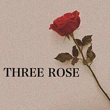 THREE ROSE (適当なロゴですぅ)の画像(Threeに関連した画像)