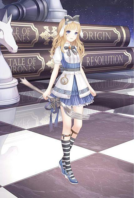 アリスの戦闘服の画像(プリ画像)