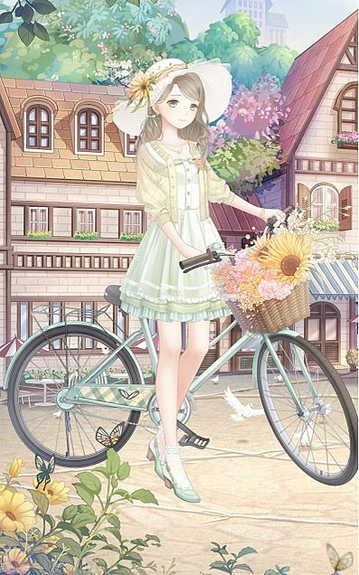恋のブーケの画像(プリ画像)