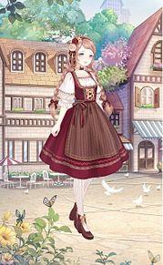 田園の真珠の画像(民族衣装に関連した画像)