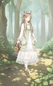 森のエルクの画像(森ガールに関連した画像)
