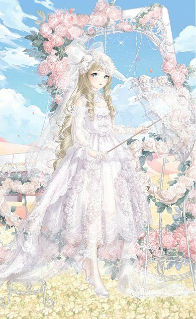 純白の恋歌の画像(プリ画像)