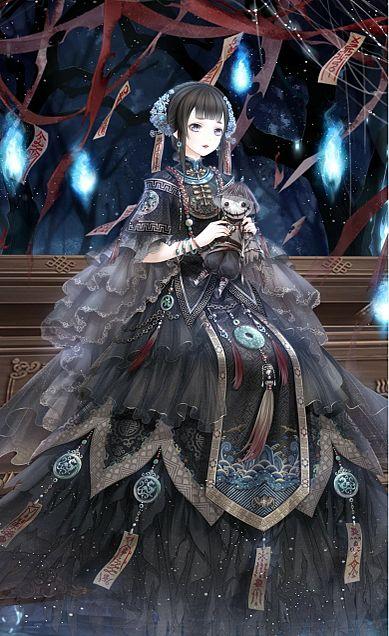 幽冥仙女(夜入り)の画像 プリ画像