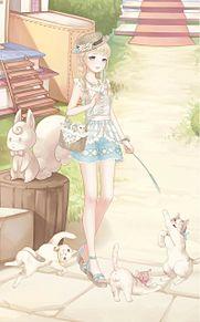 猫の夏休みの画像(夏休みに関連した画像)