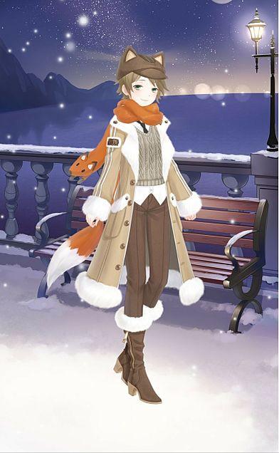 紅狐の恋の画像 プリ画像