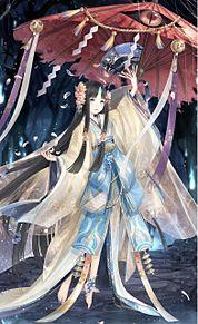 般若姫と化け傘の画像(傘に関連した画像)