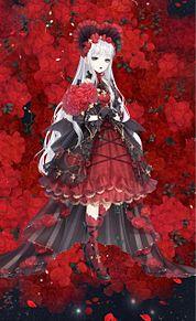 血色の薔薇の画像(ゴシックに関連した画像)