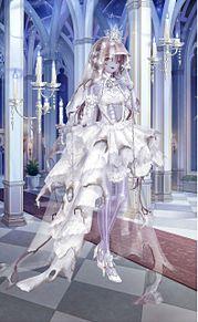 花嫁の亡き想い(幽体) プリ画像