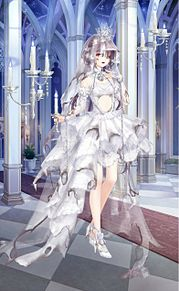 花嫁の亡き想い プリ画像