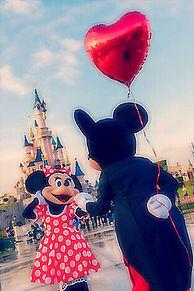 Disneyの画像(ミッキー ミニー ラブラブ かわいいに関連した画像)
