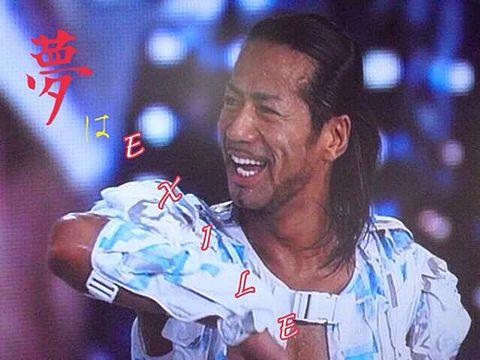 EXILEのHIRO