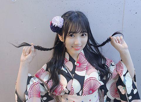 HKT48 AKB48 矢吹奈子 なこの画像(プリ画像)