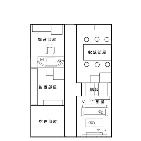 部屋の画像(プリ画像)