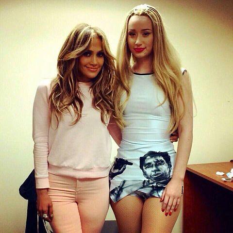 Jennifer Lopez  Iggy Azaleaの画像(プリ画像)