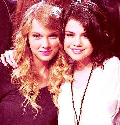 Taylor Swift  Selena Gomezの画像(プリ画像)