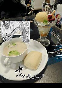 またまたアニメイトカフェ☆彡.。進撃の巨人✨の画像(アニメイトカフェに関連した画像)