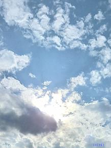 空⛅️の画像(実写に関連した画像)
