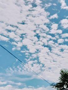 青空と雲 プリ画像