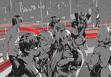 ペルソナ Persona 保存はポチの画像(PERSONA5に関連した画像)