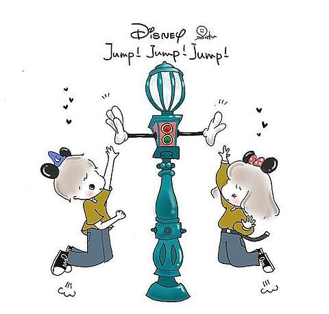 イラストガール・ディズニーの画像(プリ画像)