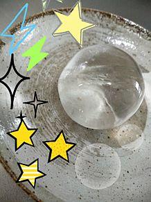 中国で流行ってる氷作ってみました! プリ画像