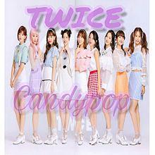 TWICECandypop♡♡ プリ画像