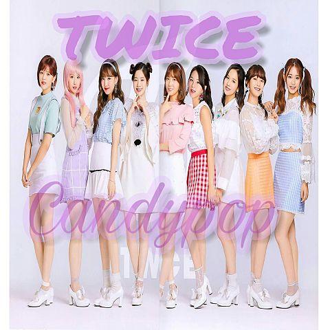 TWICECandypop♡♡の画像 プリ画像