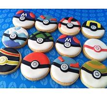 モンスターボール クッキーの画像(モンスターボールに関連した画像)