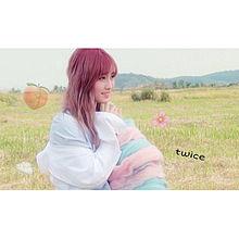 twice   モモの画像(素材/ホーム画/トプ画に関連した画像)