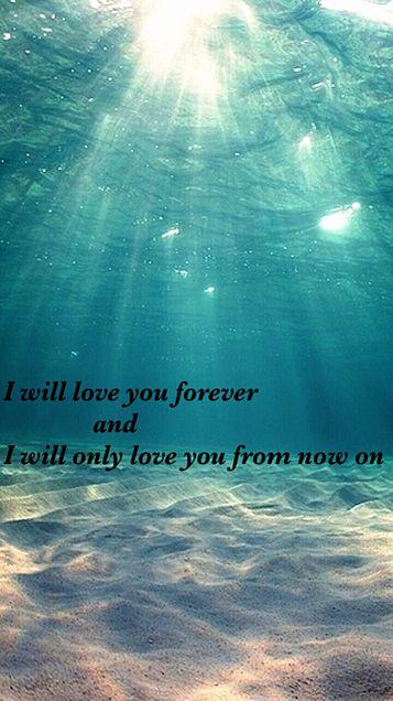私は永遠に貴方を愛し続けるの画像(プリ画像)
