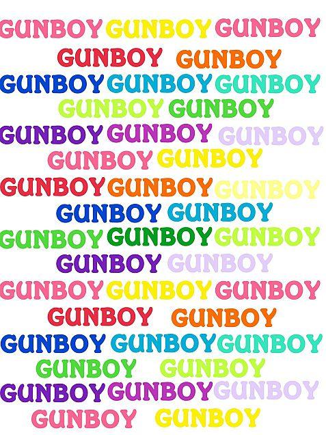 GUNBOYの画像(プリ画像)