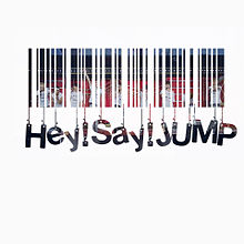 Hey!Say!JUMP  バーコード画像の画像(プリ画像)