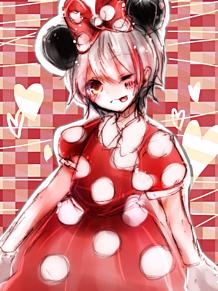 Minnie × mafumafuの画像(プリ画像)