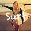 surf プリ画像