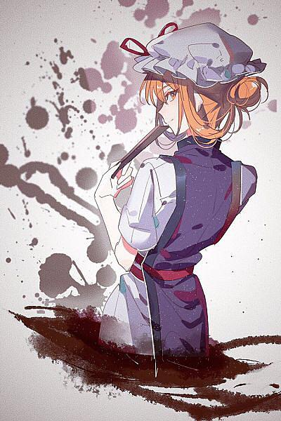 紫!の画像(プリ画像)