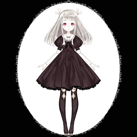 廃墟の国のアリスの画像(プリ画像)