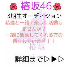 椿坂46 3期生オーディションの画像(椿坂に関連した画像)