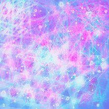 宇宙柄 全部適当な手描き プリ画像