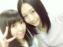 熊崎晴香 古畑奈和   SKE48