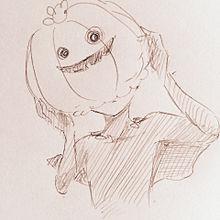 等身大パンプキンの画像(プリ画像)