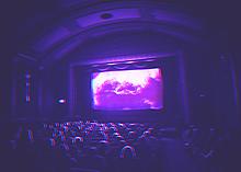 映画館の画像(映画に関連した画像)