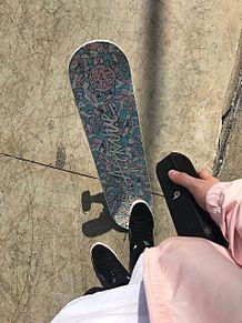 スケボの画像(スケートボードに関連した画像)